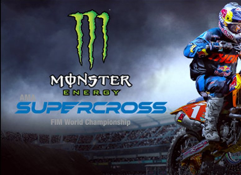 Supercross Promo! $500 off or Free Polish!